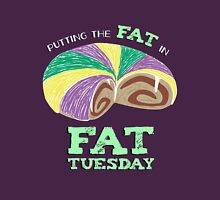Fat Tuesday Unisex T-Shirt