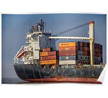 Beauty in Cargo Poster