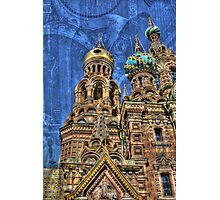 Spilled Blood Photographic Print