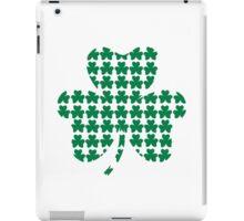 St. Patricks day shamrock iPad Case/Skin
