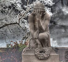 Weeping Angel #7 by stephenrdrage