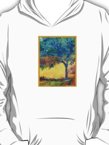 Tuscany Hillside Shadows T-Shirt