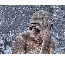 Weeping Angel #3 Photographic Print