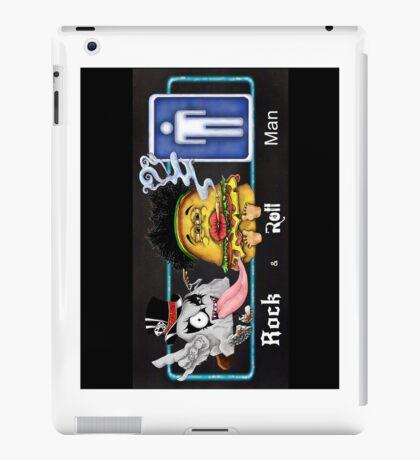 Rock & Roll Man iPad Case/Skin