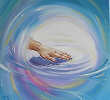 Reiki Touch by Jane Delaford Taylor