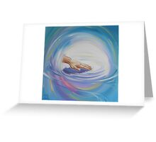 Reiki Touch Greeting Card