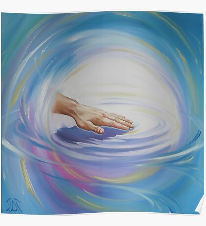 Reiki Touch Poster