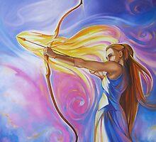 Arrows of Desire by Jane Delaford Taylor