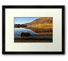 Rydalwater, Cumbria Framed Print