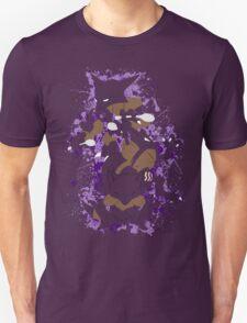 Abra, Kadabra, Alakazam Splatter Unisex T-Shirt
