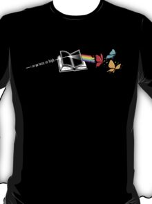 Dark Side of the Reading Rainbow T-Shirt