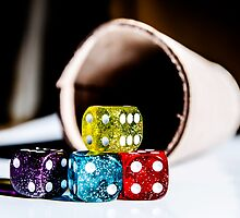 Roll The Dice by Aaron Holloway
