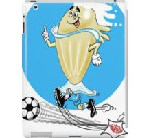 SOCCER CARTOON TABLET CASE iPad Case/Skin