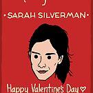 Sarah Silverman by Ben Kling