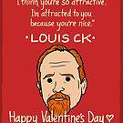 Louis CK by Ben Kling