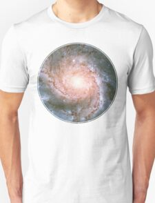 Whirlpool Galaxy Up Close | Fresh Universe T-Shirt