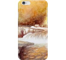East Lyn river iPhone Case/Skin