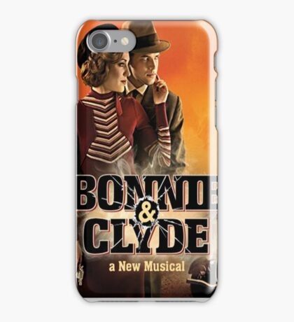 Clyde and Bonnie iPhone Case/Skin