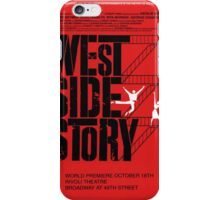 West Side Story Spectacular! iPhone Case/Skin