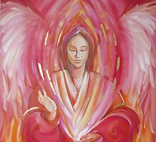 Angel Blessings by Jane Delaford Taylor