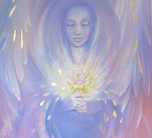 Lightbearer Angel by Jane Delaford Taylor