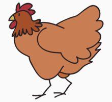 Red Chicken by SaradaBoru