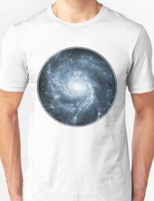 Whirlpool Galaxy [Dark Blue] | Fresh Universe T-Shirt