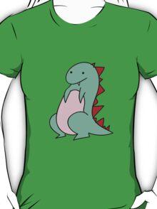 Lizard Dinosaur T-Shirt