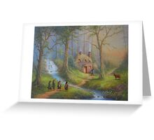 The House Of Tom Bombadil Greeting Card