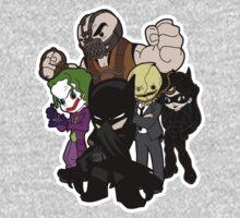 Lil Dark Knight Kids Clothes