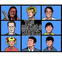 The Machete Bunch Photographic Print