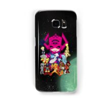 Lil Galactus and his Heralds Samsung Galaxy Case/Skin