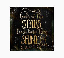 Star Shine Word Art Classic T-Shirt