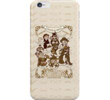 Lil steampunk Avengers iPhone Case/Skin