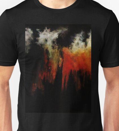 HAZY PINNACLES 2 Unisex T-Shirt