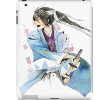 WAR IN BLOSSOMS iPad Case/Skin