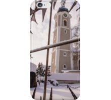 St. Gallus Parish Church, Scheidegg, Allgäu, Germany iPhone Case/Skin