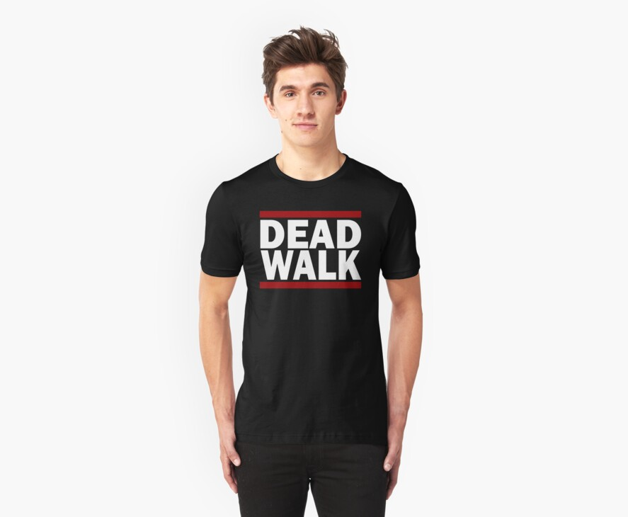 THE DEAD WALK by illproxy