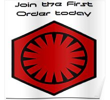 The First Order Poster