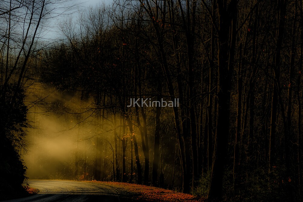 On The Road Again by JKKimball