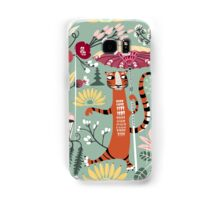 Tiger garden Bali Samsung Galaxy Case/Skin