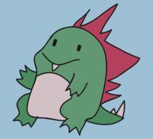 Cute Dinosaur Monster by SaradaBoru