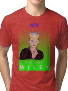 Cool Down - Miley Tri-blend T-Shirt