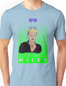 Cool Down - Miley Unisex T-Shirt