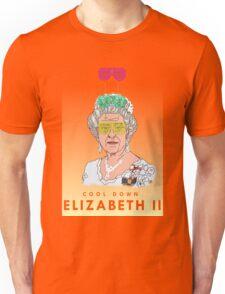Cool Down - Queen Elizabeth II Unisex T-Shirt