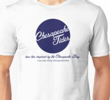 Chesapeake Tides logo  Unisex T-Shirt