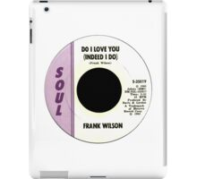 Do I Love you iPad Case/Skin