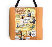 Hi! I am an Introvert! Tote Bag