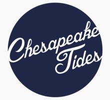 Chesapeake Tides Sticker by chesapeaketides
