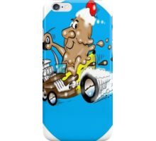 HOT ROD CARTOON CELL PHONE COVER iPhone Case/Skin